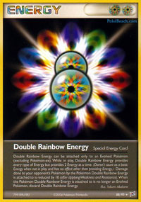 Double Rainbow Energy - 88/95 - Uncommon