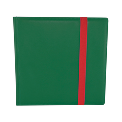 Dex Protection 12-pocket Binder - Green