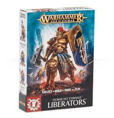 Easy to Build - Liberators