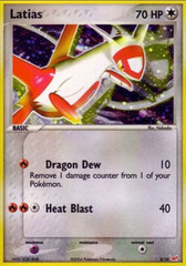 Latias - 4/10 - Common - Cosmos Holo