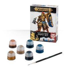 Stormcast Eternals Paint Set ( 60-21 )