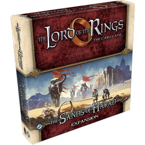 The Lord of the Rings: The Card Game - The Sands of Harad