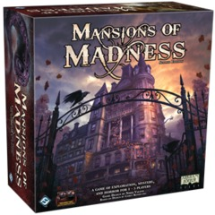 Mansions of Madness (2nd Edition) (Fantasy Flight)