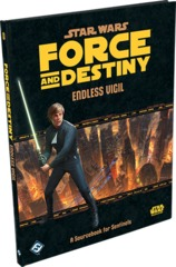 Star Wars RPG Force and Destiny Endless Vigil