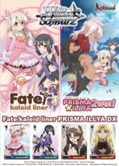 Fate/Kaleid Liner PRISMA ILLYA DX - Booster Box on Channel Fireball