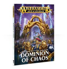 Battletome: Dominion Of Chaos (HB)