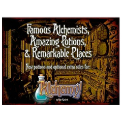 Alchemy! Famous Alchemists, Amazing Potions & Remarkable Places Expansion