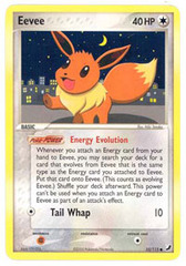 Eevee - 55/115 - Common