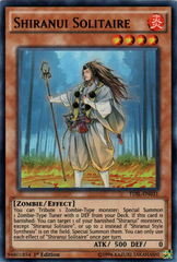Shiranui Solitaire - TDIL-EN031 - Ultra Rare - 1st Edition on Channel Fireball