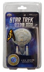 Star Trek - Attack Wing - U.S.S. Venture Expansion Pack