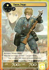 valkyria chronicles wish your smile vol 2