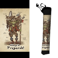 Inked Playmat Bags: Goblin Explorer