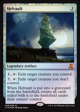 Helvault - Foil