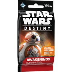 Star Wars Destiny Awakenings Booster Pack on Channel Fireball