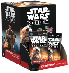 Star Wars Destiny Awakenings - Booster Display