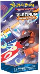 Platinum - Rising Rivals Theme Deck - Drill Point
