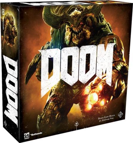 DOOM - The Board Game (2016)