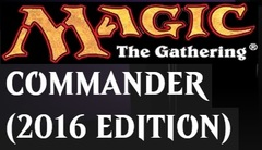 Commander 2016: Set of 5