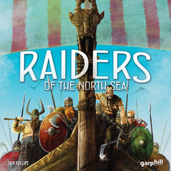 Raiders of the North Sea Second Edition