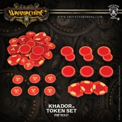 Khador - Token Set (MKIII)