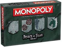 MONOPOLY - Attack on Titan