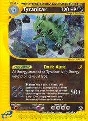 Tyranitar - 66/165 - Rare