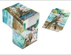 Ultra PRO - Deck Box - Bell & Hestia Deck Box for Is It Wrong to Try to Pick Up Girls in a Dungeon?