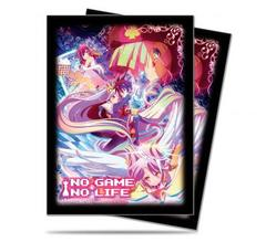Ultra Pro - Anime No Game No Life! Disboard 65 Count Standard Sleeves