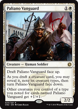 Paliano Vanguard - Foil