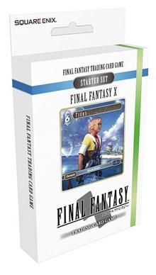 Final Fantasy TCG Water and Wind X Starter Deck Set