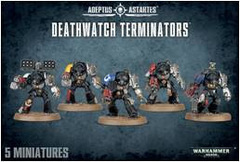 Deathwatch Terminators ( N )