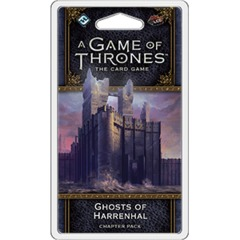 A Game of Thrones: The Card Game (2nd Edition) Chapter Pack - Ghosts of Harrenhal