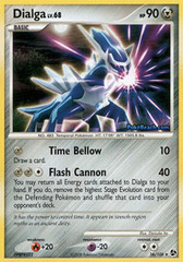 Dialga - 16/106 - Rare on Channel Fireball