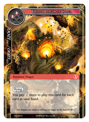 Flame Dragon of Altea - CFC-024 - R - Foil