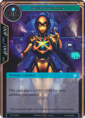 Ancient Automaton - CFC-036 - R - Foil on Channel Fireball