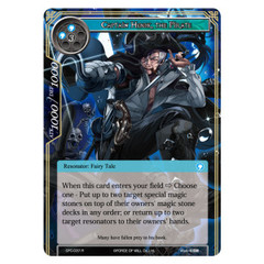 Captain Hook, the Pirate - CFC-037 - R - Foil