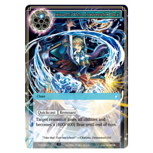 Charlottes Water Transformation Magic - CFC-040 - U