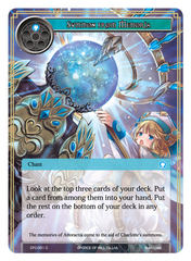 Summon From Memoria - CFC-051 - C - Foil