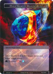 Magic Stone of Hearth's Core - CFC-091 - R - Textured Foil