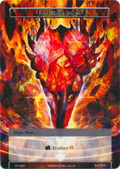 Fire Magic Stone - CFC-097 - C - Foil