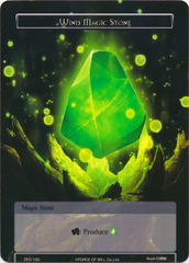 Wind Magic Stone - CFC-100 - C