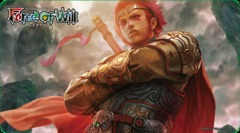 Force of Will - Great Sky Sage, Sun Wukong Playmat