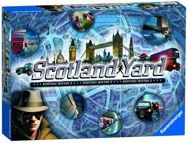 Scotland Yard (2013 Edition)