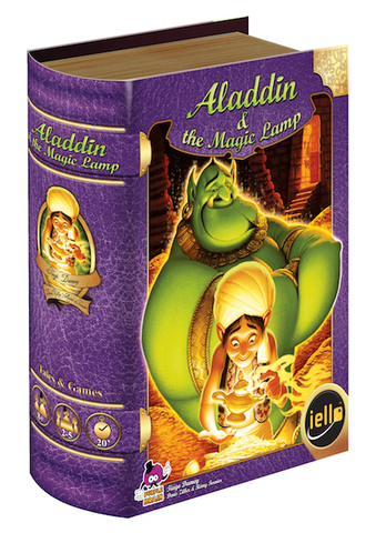 Aladdin & the Magic Lamp