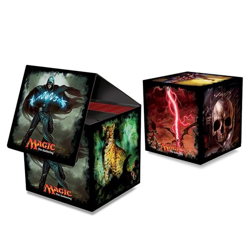 Ultra Pro - MAGIC THE GATHERING - CUB3 (CUBE) DECK BOX - JACE THE MIND SCULPTOR
