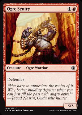 Ogre Sentry