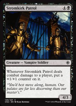 Stromkirk Patrol