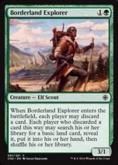 Borderland Explorer - Foil