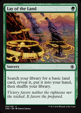 Lay of the Land - Foil