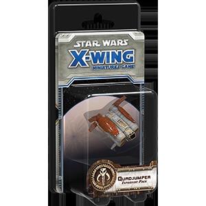 Star Wars X-Wing - Quadjumper Expansion Pack